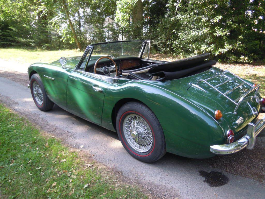austin healey mk3 1967 v hicules bretagne roadster vente de voitures de collection en. Black Bedroom Furniture Sets. Home Design Ideas